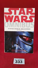B333 Star Wars Omnibus Dark Horse - X-Wing Rogue Squadron Volume 3 First Edition
