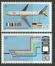 Timbres Allemagne et anciennes colonies sur l'aviation