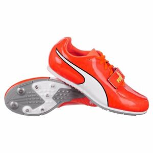 Schuhe Puma EvoSpeed Long Jump Track And Field Spikes Weitsprung Stabhochsprung