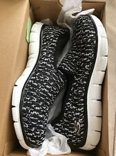 New Women's Skechers Empire Relaxed Fit Shoes Black/White Size 8.5M