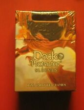 Magic the Gathering UltraPro Deck Protector 100x Red Sleeves