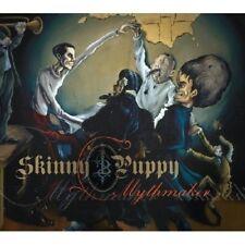 SKINNY PUPPY Mythmaker CD Digipack 2007