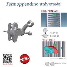 """pesi massimi magnete BIANCO con /""""MAGNETICO/"""" RADIATORE accappatoio appendiabiti Hanger Anello"""