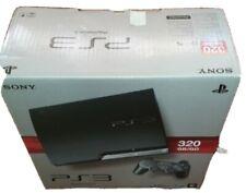 Consola PS3 PlayStation 3 con caja, mando y cables 320 GB muy cuidada