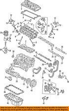 HONDA OEM 98-01 Prelude-Engine Oil Pump 15100P5MA01