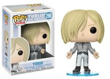 Funko - POP Anime: Yuri on Ice S1 - Yurio (Skate-Wear) Brand New In Box