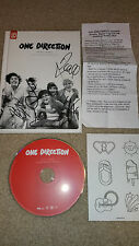 ONE DIRECTION Up All Night Yearbook Edition SIGNED AUTOGRAPHED ONE D 1D