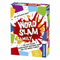Word Slam Family - Fast Paced Word Guessing Game For the Whole Family - Fun Game