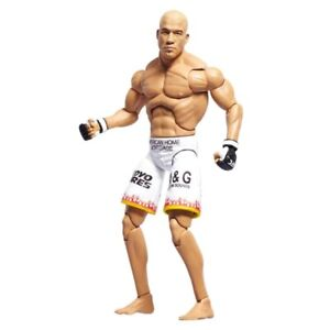 UFC Tito Ortiz Action Figure Toy Series #6 BNWB Cage Wrestling