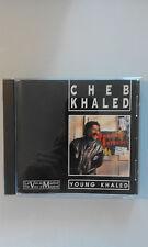 KHALED CHEB  - YOUNG KHALED - CD