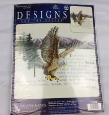 Designs For The Needle Leisure Arts Eagle Counted Cross Stitch Kit