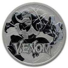 Tuvalu Marvel™ Venom™ 2020 Superheld 1 oz 999 Silbermünze Perth Mint