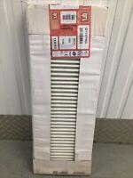 Quinn Compact Central Heating Radiator 400 x 1100mm SC/11 Q11411KD