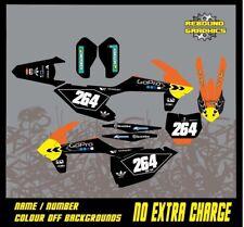 KTM 1999-2019  MOTORCROSS graphics kit sx sxf xc exc f  50 65 85 125 150 250 450