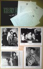 Press Kit~ THE FLY 2 ~1989 ~Eric Stoltz ~Daphne Zuniga ~John Getz ~Harley Cross