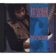 JOE SATRIANI - Not of this earth - CD 1986 COME NUOVO UNPLAYED