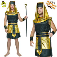 Halloween Party Men's Egyptian Priest Costume Outfits