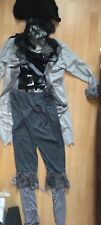 Halloween Ghost Pirat 1 mal getragen Gr.M (Maske separat gekauft