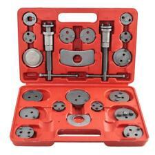 21pcs UniversaL Disc Brake Caliper Tool Set and Wind Back Kit for Brake Pad Red