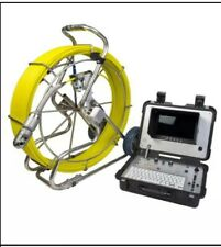 drain inspection camera, sewage inspection, drainage cam, 8 x zoom,