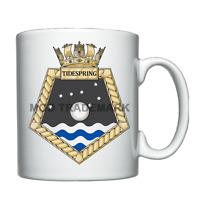 RFA Tidespring  -  Royal Fleet Auxiliary - Personalised Mug
