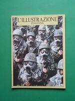 L'Illustration Italian January 1986 n.26 Rambo Sylvester Stallone Sindona