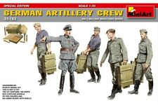 Miniart 35192 1/35 German Artillery Crew Special Edition