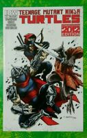 TMNT IDW #11 2012 Convention Edition SDCC Comic Con Ninja Turtles Eastman Cover