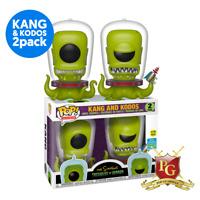 KANG AND KODOS 2 PACK POP PROTECTOR