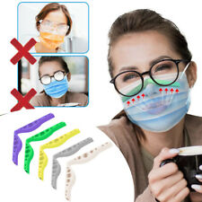 For Prevent Eye Glasses Reusable from Fogging Anti Fog Silicone Nose Bridge 2020