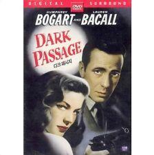 Dark Passage (1947) DVD - Humphrey Bogart (New & Sealed)