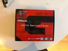 Refurbished ASRock FATALITY-ITX Z270 GAMING-ITX/AC LGA1151/ Intel Z270