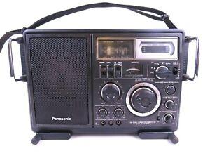 Panasonic RF-2900 SW Double Superheterodyne System Radio