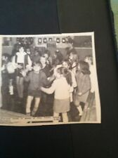 d3-1 ephemera ww1 1970 picture holy trinity infants games ramsgate xmas