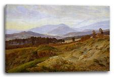 Lienzo/Marcos Caspar David Friedrich - Montaña en el Riesengebirge