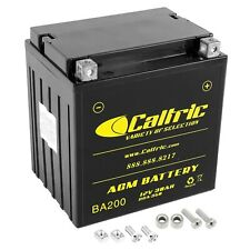 NICHE AGM Battery w//charger for GYZ32HL fits Harley-Davidson Road Glide /& more