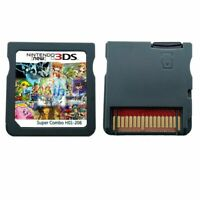 NEW 208 in 1 Game Cartridge Multicart For Nintendo DS NDS NDSL NDSi 2DS 3DS US