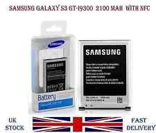 High capacity Battery for Samsung Galaxy S3 i9300 ( genuine capacity 2100mah )