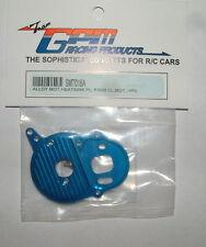 MINI-T MINI LATE MODEL GPM ALUMINUM MOTOR PLATE HEAT SINK F/300 CLASS MOTOR BLUE