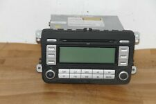 3C0035195C RDC 500 VW Golf 5 GTI ed. 30 6 Passat 3C Radio MP3
