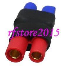 3.5mm bullet Female to EC3 male No wire adapter for RC syma X8C/W/G 7.4V lipo