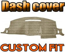 fits 1997-2001   OLDSMOBILE  SILHOUETTE   DASH COVER MAT DASHBOARD PAD /  BEIGE