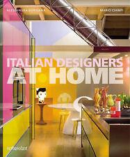 NEW Italian Designers at Home by Alessandra Burgiana
