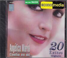 Angelica Maria Confia en mi 20 Exitos Musicales CD New nuevo sealed