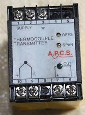 APCS Thermocouple Transmitter TCT 126-10-1012100