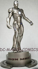 "KOTOBUKIYA FACTORY NEW!!! IRON MAN SILVER SPECIAL EDITION FINE MOVIE 14"" STATUE"