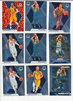 2019-20 Mosaic Reactive Orange Prizm Victor Oladipo Indiana Pacers 55 Card Lot