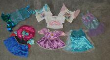 Build A Bear Disney Princess Clothes Bundle