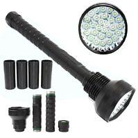28 x XM-L T6 CREE LED FLASHLIGHT HIGH INTENSITY TORCH
