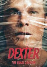 DEXTER - SEASON 8 THE FINAL SEASON (BOXSET) (DVD)